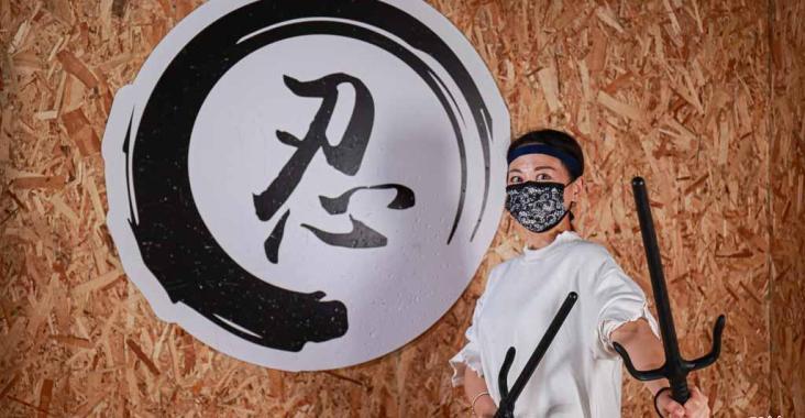 宜蘭忍者村 NINJA TOTOLO學忍術品嚐忍者限定料理 @YA 野旅行-陪伴您遨遊四海