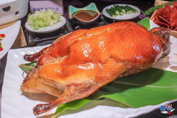 翰品酒店花蓮怡華中餐廳推金牌組合餐「冠軍豬與鴨香寶」六人分享餐 @YA 野旅行-陪伴您遨遊四海