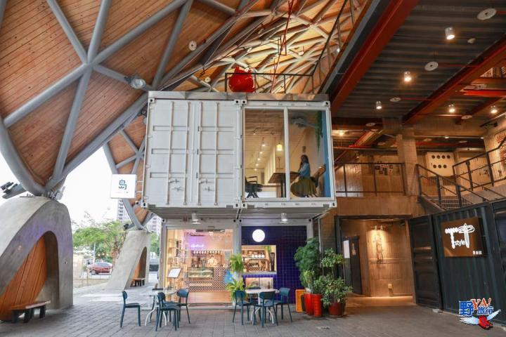波浪屋裡的夢幻餐酒館 華燈初上的台東度假時光 @YA 野旅行-陪伴您遨遊四海