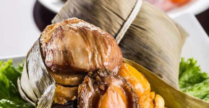 防疫儲備糧食首選!晶華「三合一粽香禮盒」 優惠上市再贈養生煲湯 @YA !野旅行-玩樂全世界