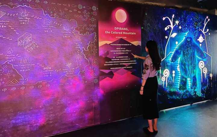 光影藝術潮流來襲!韓國慶尚南道消失壁畫於KOREA PLAZA精彩重現 @YA !野旅行-吃喝玩樂全都錄