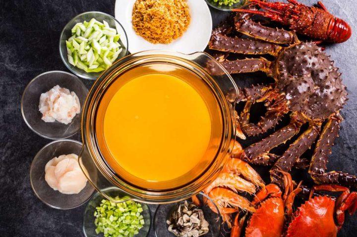 西施泡飯帶回家,五星料理輕鬆做  晶華推出Ready to Cook 美饌自「煮」餐 @YA !野旅行-吃喝玩樂全都錄