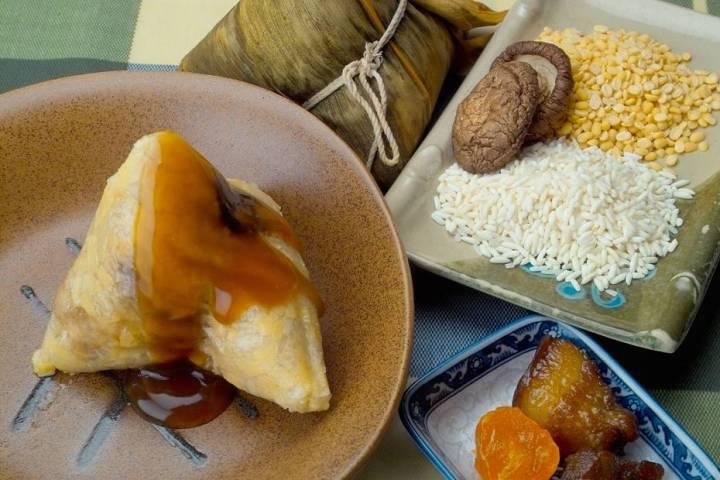端午節台南好粽訂起來 宅家防疫呷百二 @YA !野旅行-吃喝玩樂全都錄