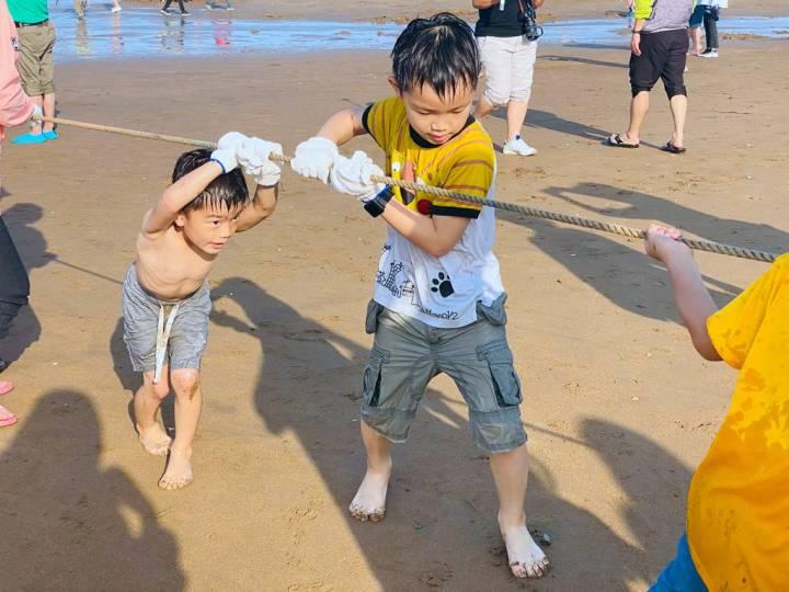 海螺聲響起~一起來玩牽罟瘋漁趣 @YA !野旅行-玩樂全世界