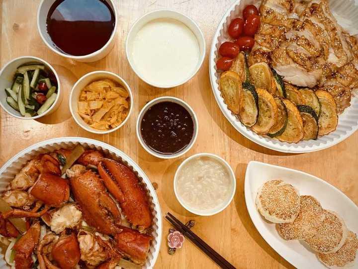 居家摘星更容易!KLOOK推米其林餐廳料理外帶與料理包  平台獨家開賣米其林三星《頤宮中餐廳》烤鴨派對組合外帶 @YA !野旅行-吃喝玩樂全都錄