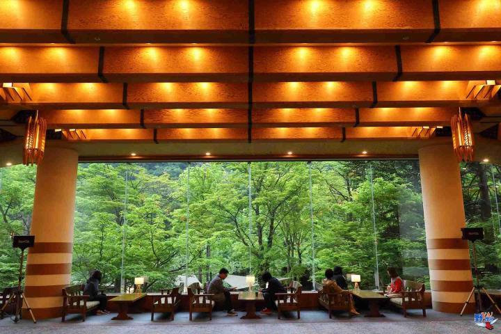 夏日的星野奧入瀨溪流飯店 @YA !野旅行-吃喝玩樂全都錄