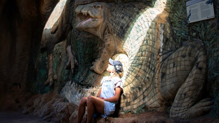 發現於昆士蘭的恐龍現被認定為恐龍新物種及澳洲最大恐龍 @YA !野旅行-吃喝玩樂全都錄