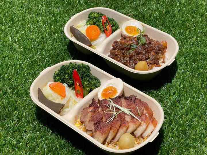 防疫美味不打烊!晶英外帶餐盒開賣  現點現做美味料理 為用路人提供一份暖心熱食 @YA !野旅行-吃喝玩樂全都錄