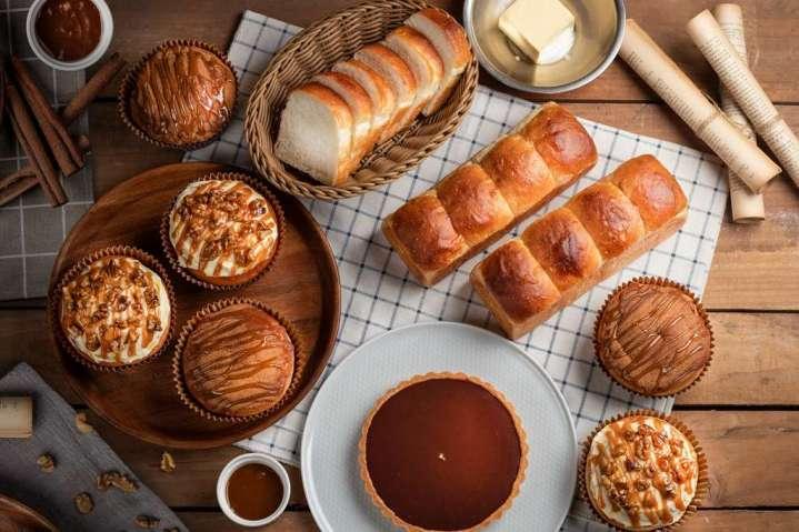 台南大員皇冠假日酒店推新品麵包 外帶享8折  防疫更需要療癒美食 單筆滿千5公里內免費外送 @YA !野旅行-吃喝玩樂全都錄