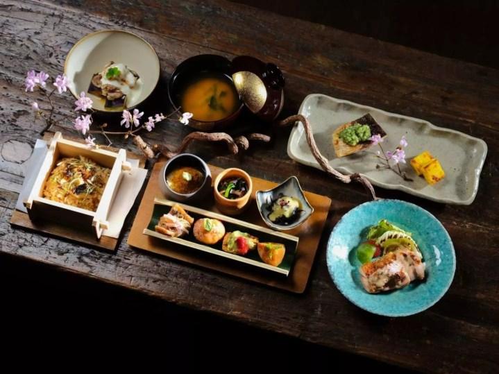 高檔日料燈燈庵推歡心「日本會席料理便當」 @YA !野旅行-玩樂全世界
