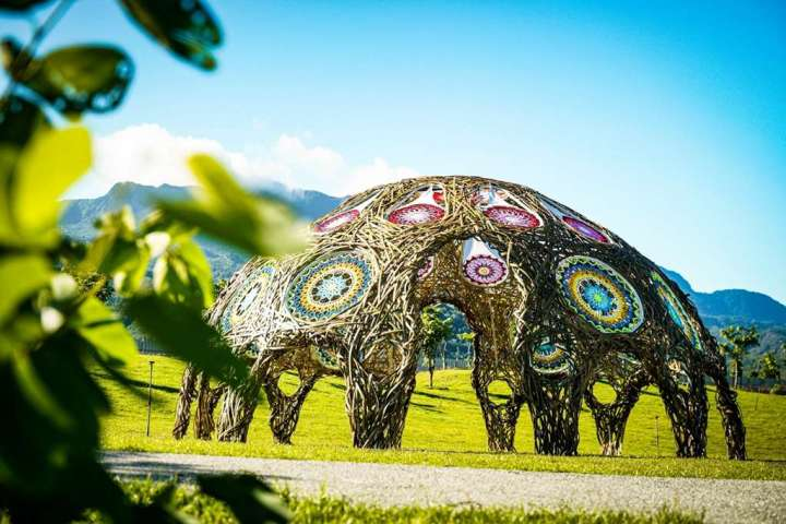 「縱谷大地藝術季-漂鳥197」7月13日療癒開展  6件壯美地景作品位置曝光 @YA !野旅行-吃喝玩樂全都錄