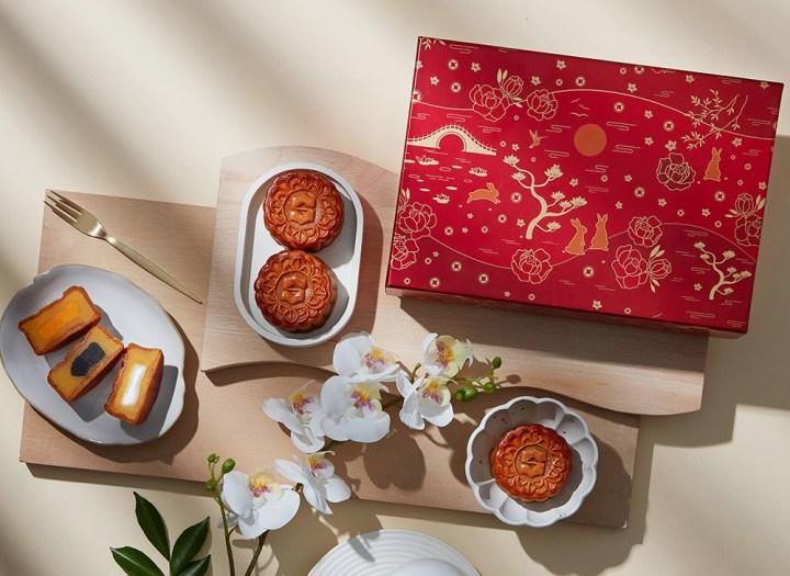 香格里拉台南遠東飯店中秋月餅禮盒上市  提前預購享85折優惠   @YA !野旅行-吃喝玩樂全都錄