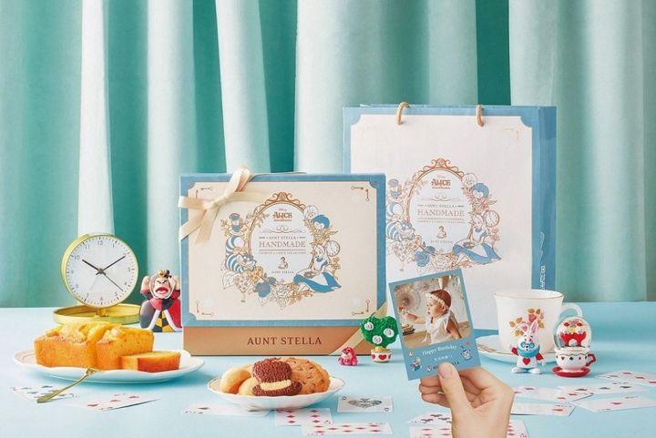 Aunt Stella 詩特莉首度推出迪士尼授權商品 愛麗絲夢遊仙境系列夢幻登場 @YA !野旅行-吃喝玩樂全都錄