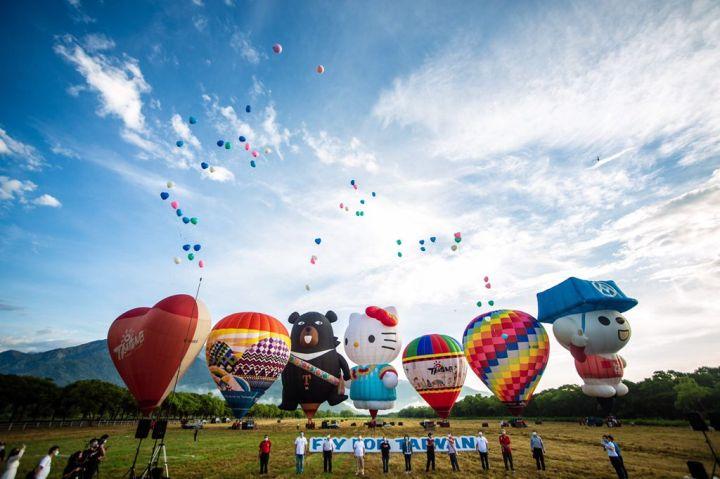 2021熱氣球嘉年華臺東人限定8月啟動饒縣長:打造縣民專屬遊樂園 @YA !野旅行-吃喝玩樂全都錄