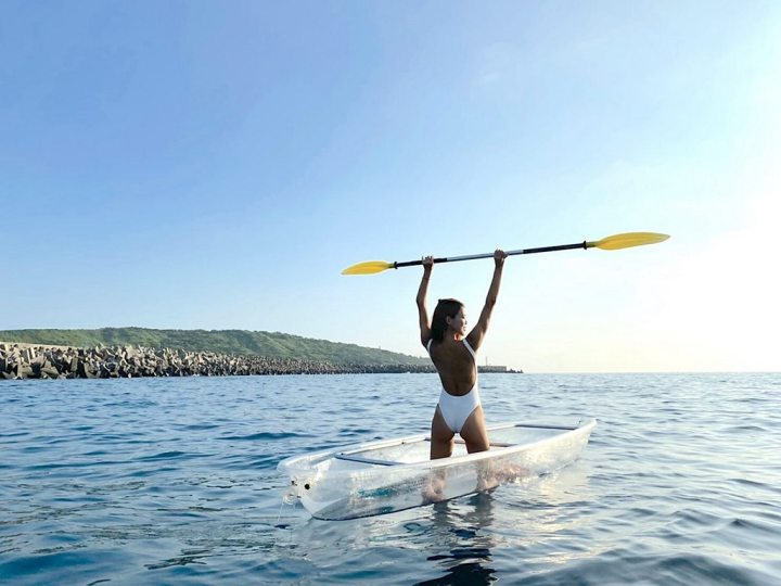 「抓住夏天的尾巴」KLOOK特搜!防疫也能暢玩水上活動 @YA !野旅行-吃喝玩樂全都錄