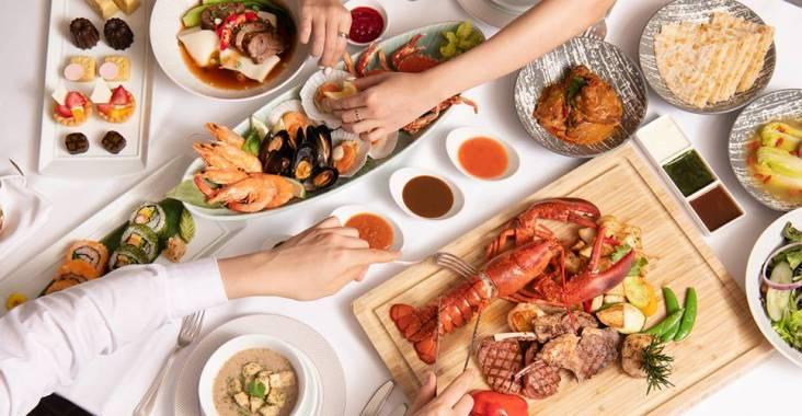 餐廳開放內用 台北遠東香格里拉以美食住房迎賓  食宿雙饗假期快閃優惠 @YA !野旅行-吃喝玩樂全都錄