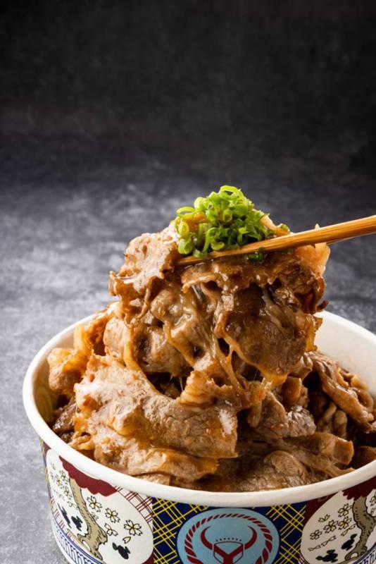 台灣吉野家中秋節限定加量燒肉丼  登頂! 邁向燒肉世界的屋脊 @YA !野旅行-吃喝玩樂全都錄