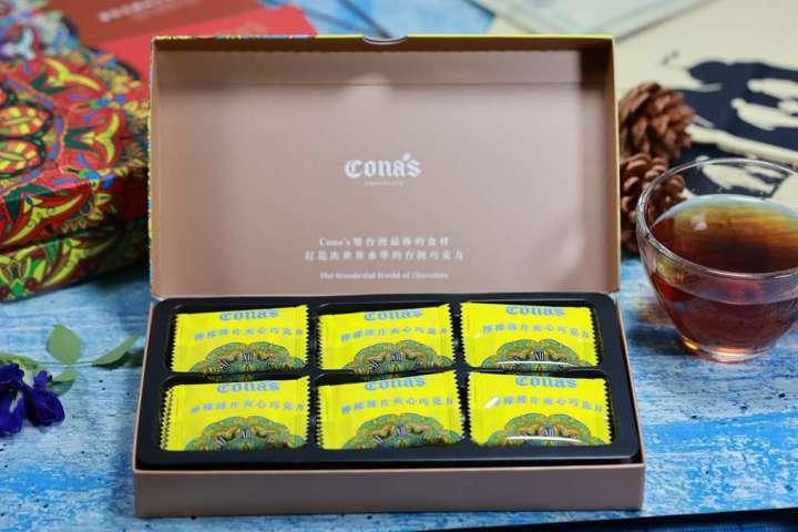 屢獲大獎的Cona's妮娜巧克力網購更方便 @YA !野旅行-吃喝玩樂全都錄