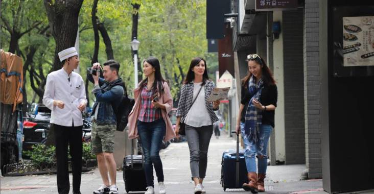 晶華酒店與北市府合作推廣商圈漫步行程  深度走訪城中驚喜–跨越時空的赤峰街 @YA !野旅行-吃喝玩樂全都錄