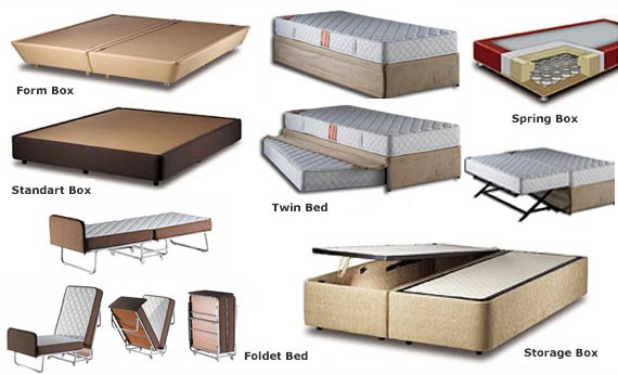 North Cyprus Furniture  Bed Heads and Bed Bases