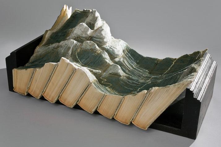 Tectonic photo © Guy Laramée
