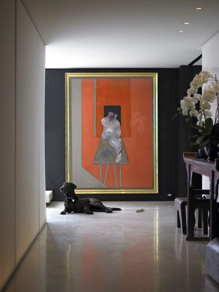 Donna Karans Apartment in Manhattan  Yatzer