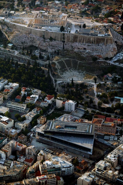 The New Acropolis Museum Yatzer