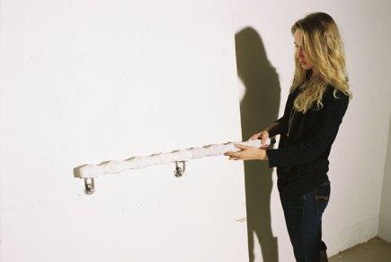 Kaja Solgaard的扶手物理接觸問題測量//模塊1/2 / 3l 500 mm∅39–60 mm / l 220 mm∅39–60 mm / l 100 mm∅100 mm