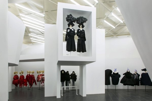 Art Of In- Rei Kawakubo Work Met Yatzer
