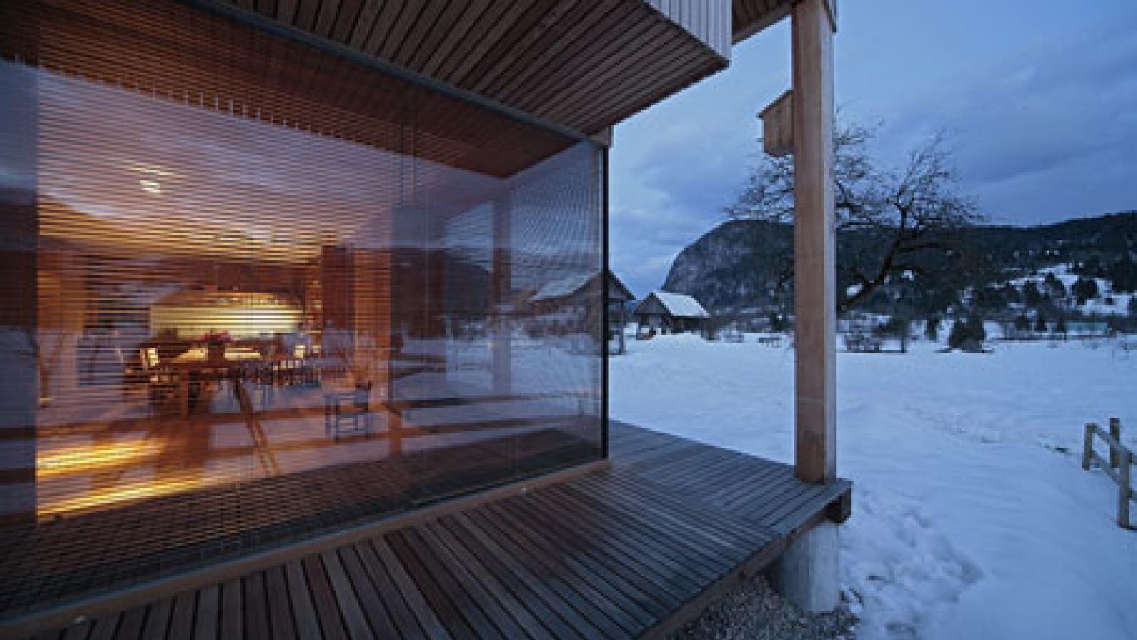 6x11 Alpine Hut Ofis Architects Yatzer