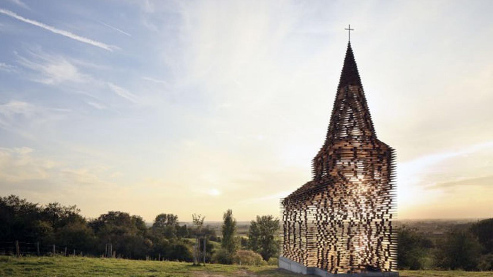 Church Gijs Van Vaerenbergh Yatzer