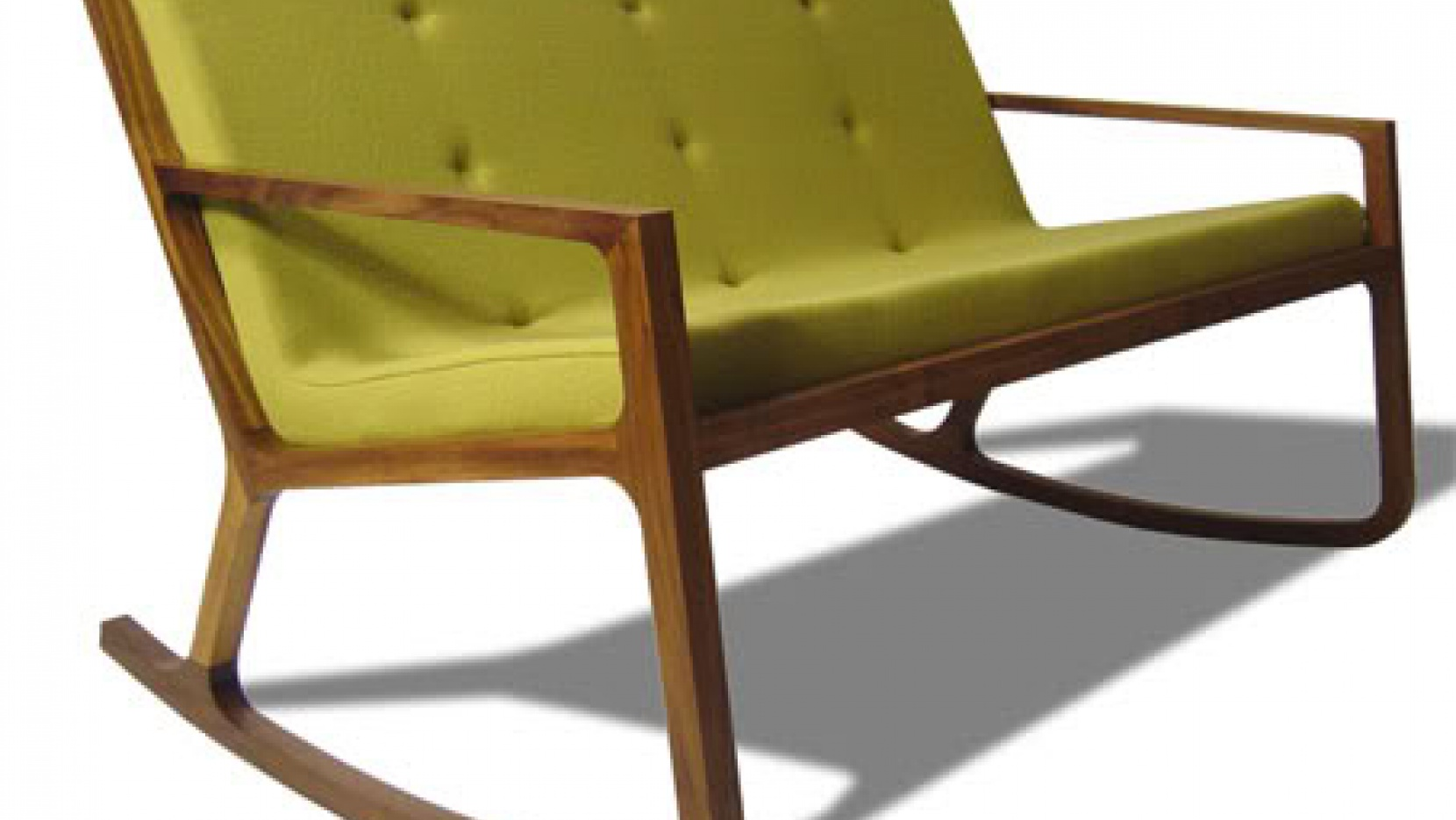 Double Rocking Chair by James Design UK  Yatzer