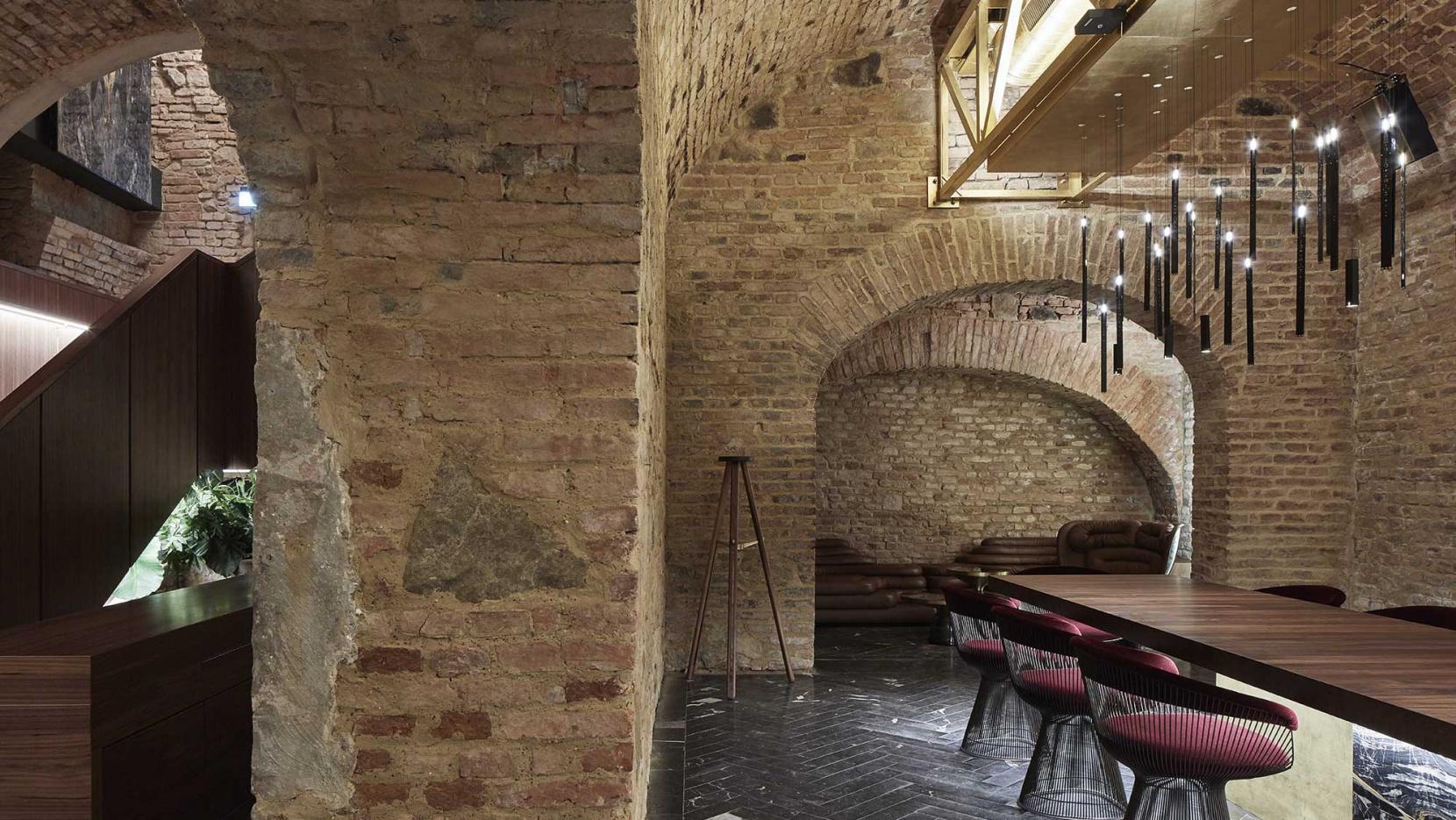 The Mystical Glamour of Viennas Krypt Bar  Yatzer