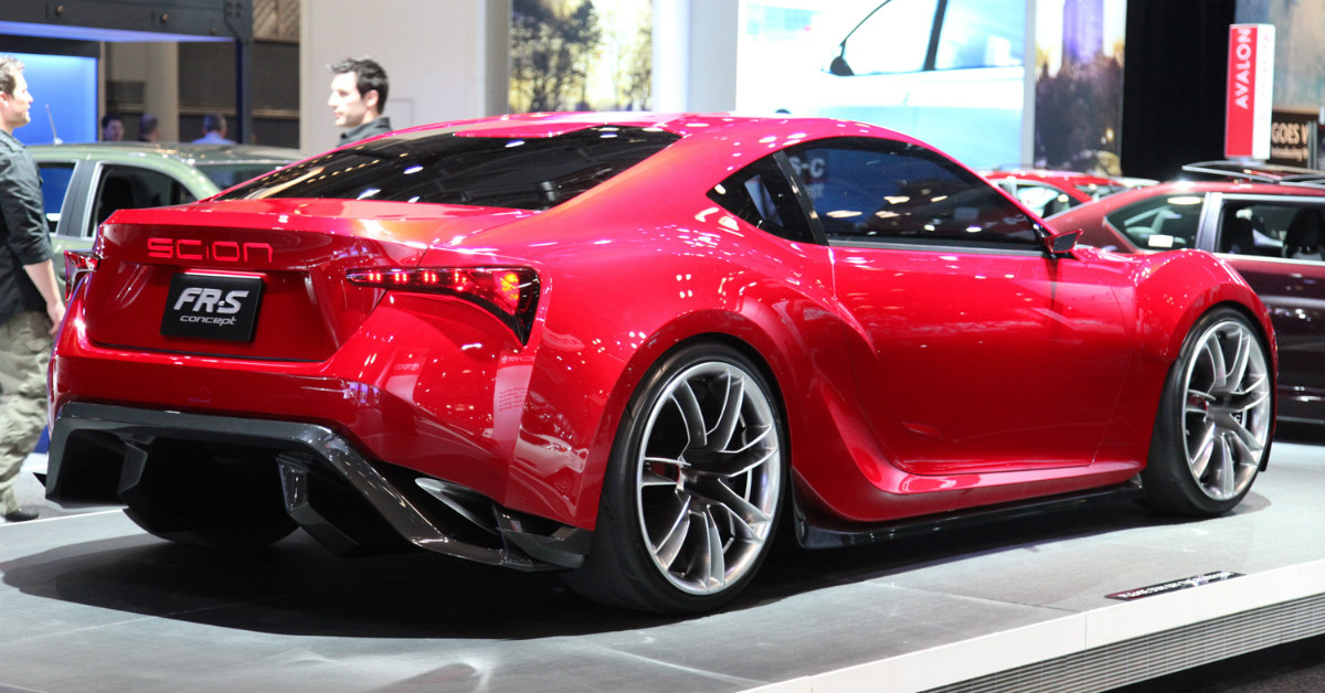 2015 scion fr s sporty and ready to drive your automotive news. Black Bedroom Furniture Sets. Home Design Ideas