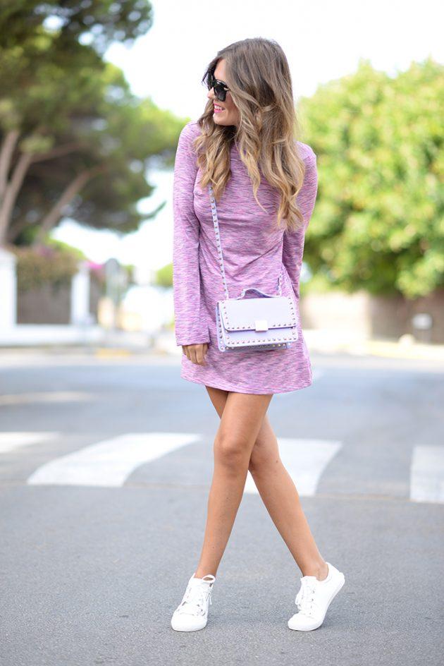 30 модных платьев сезона