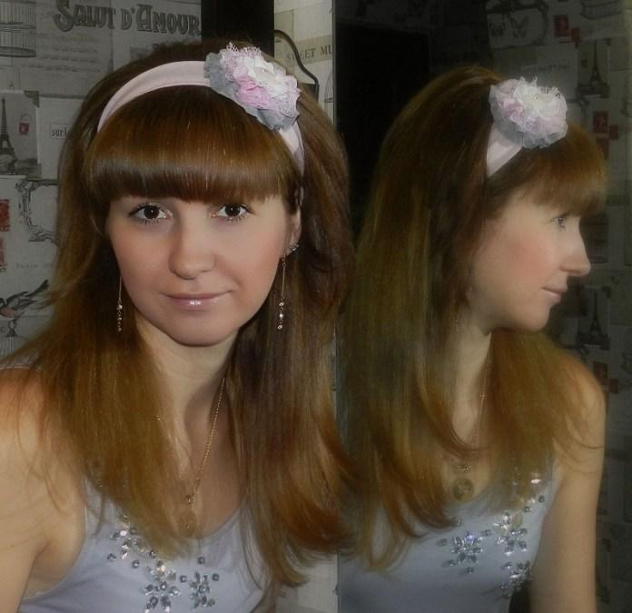 Как сделать повязку для волос на голову своими руками?