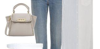 С чем модно носить джинсы: 40 новых образов