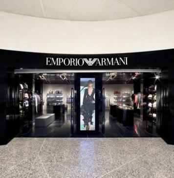 Первый магазин Armani появится в Санкт-Петербурге