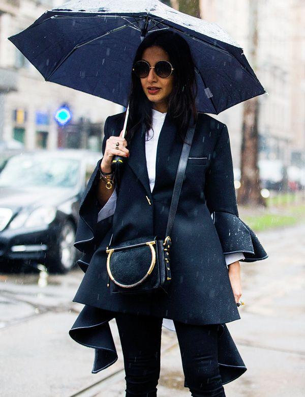 Outfits for rainy weather 3
