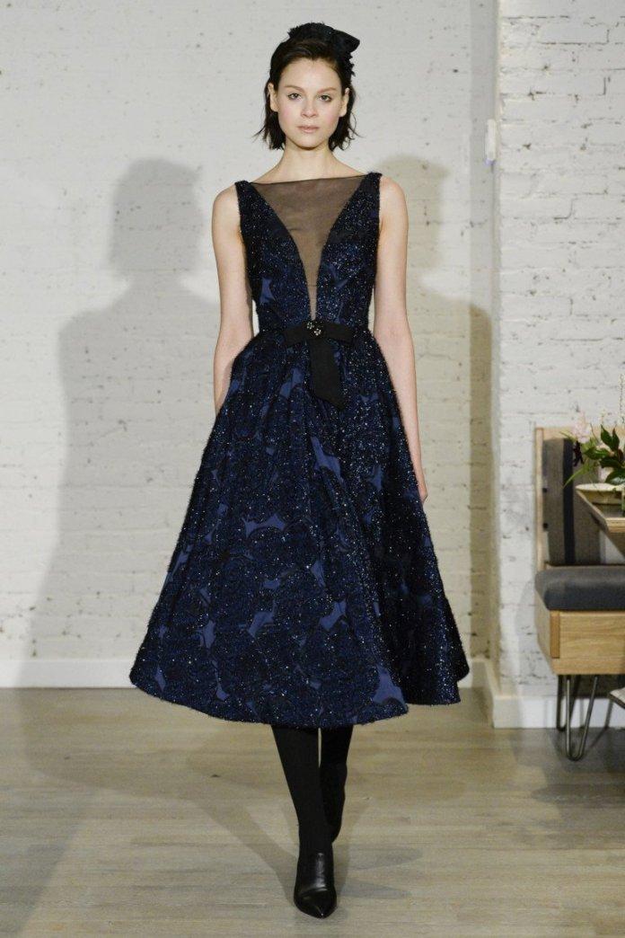 Длинные платья (27 фото моделей)