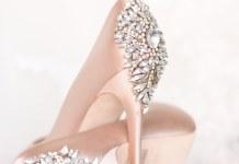Свадебные туфли 2017: 30 новых моделей