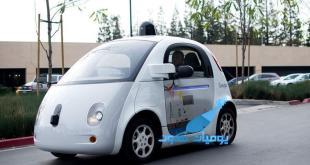 سيارة جوجل بغطاء لاصق للمشاة أثناء الحوادث براءة إختراع