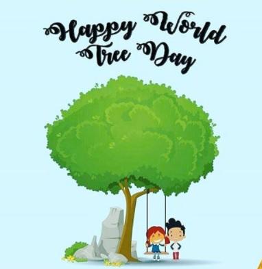 Happy World Tree Day 2017