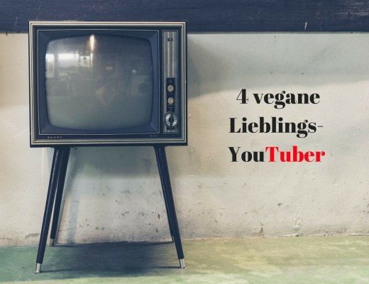 4 coole, vegane YouTube Channel