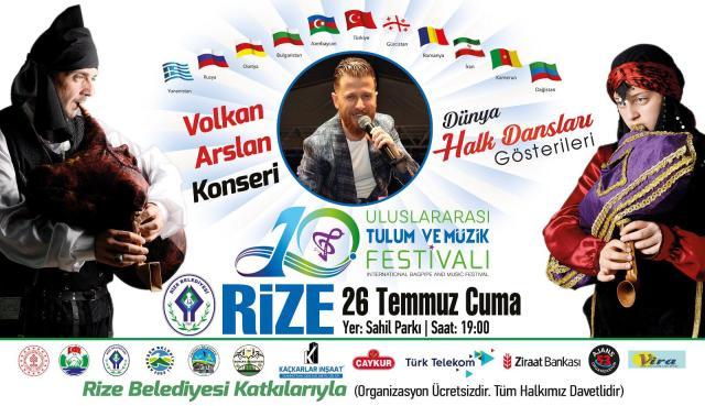 Uluslararası Tulum ve Müzik Festivali
