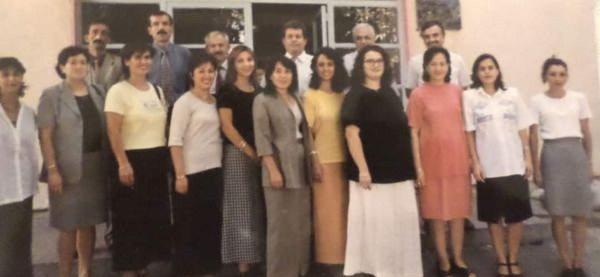 Konak 26 Ağustos İlköğretim'de Gençlik Bayramı Fuat Keyik