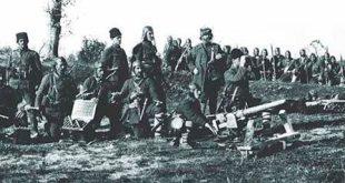 19 Mayıs 1919'da  Samsun'da  Ethem Arı