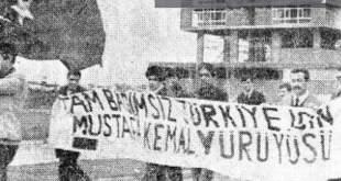 68 Kuşağı ve Atatürkçülük Anlayışı Feryat Bulut'tan aktaran Nezihe Şirvan