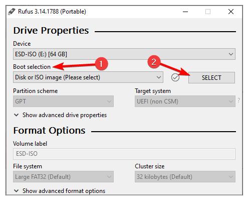 Windows 11 Bootable USB Sürücü Oluşturma