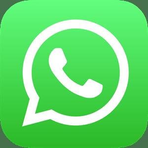 Stel je vraag via whatsapp